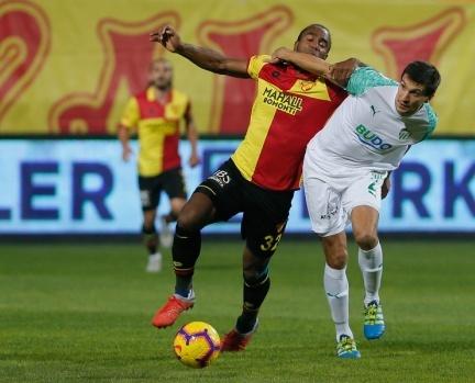 Göztepe 0 - Bursaspor 0