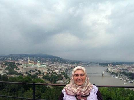 60 yaşındaki 'Hür kız' 27 farklı ülke gezdi