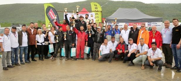 Trial Türkiye Şampiyonası nefes kesti