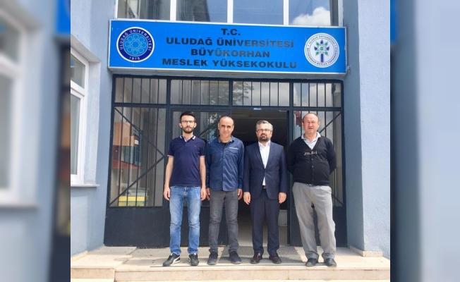 YÖK'ten Büyükorhan'a meslek yüksekokulu müjdesi