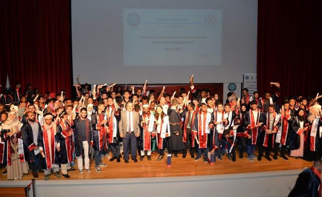 Uludağ Üniversitesi yabancı öğrenci sayısını artırdı