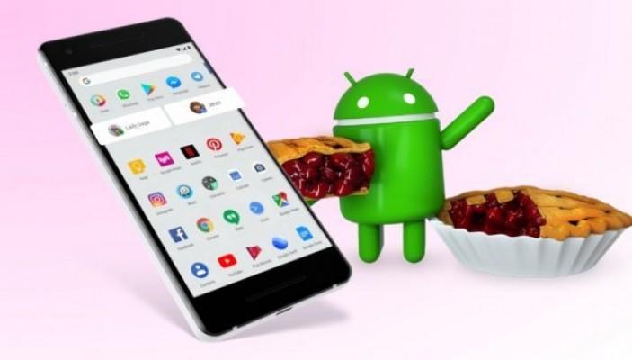 Android'in son sürümü Android 9.0 Pie yayınlandı