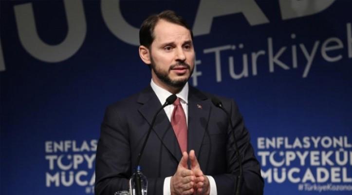 Bakan Albayrak'tan enflasyonla mücadele açıklaması