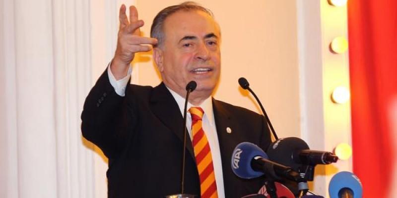 Galatasaray Başkanı'ndan UEFA açıklaması