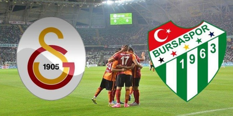 Galatasaray-Bursaspor maçının saatleri değişti!
