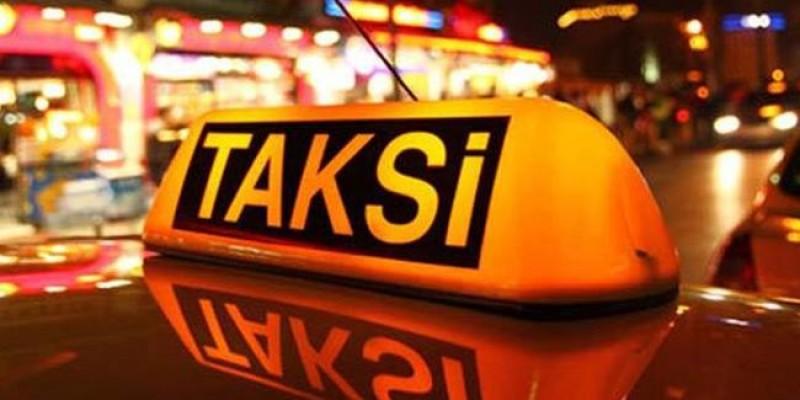 İçişleri Bakanlığı'ndan taksi genelgesi! 81 ile...