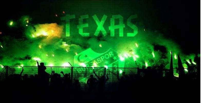 'Omuz Omuza Teksas'