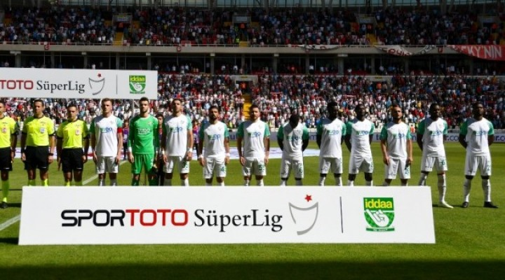 Timsah ligde dibe vurdu, en az gol atan takım...