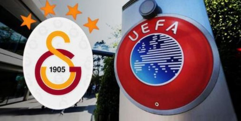 UEFA kafayı Galatasaray'a taktı
