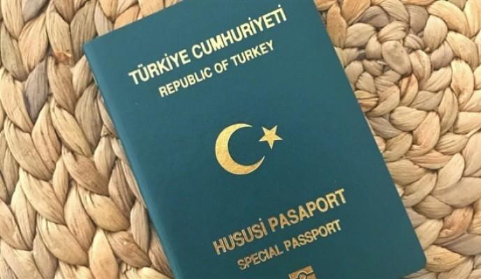 Yeşil pasaporta düzenleme