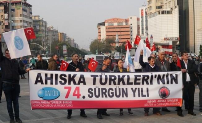 Ahıska Türkleri'nin sürgün acısı dinmedi