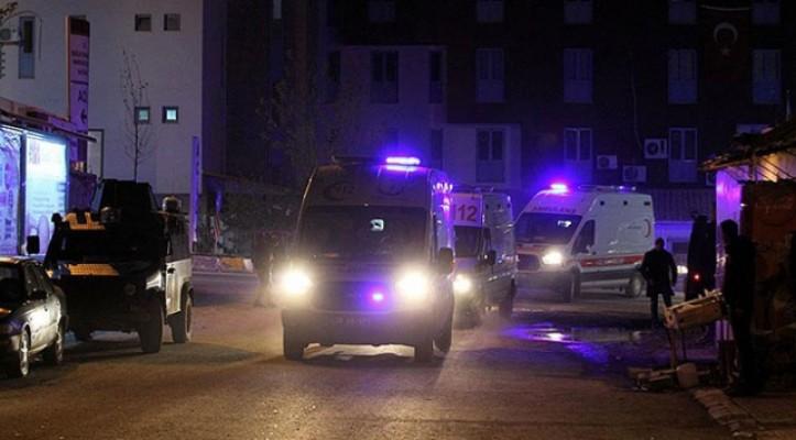 Arızalı mühimmat patladı : 25 asker yaralandı, 7 asker aranıyor