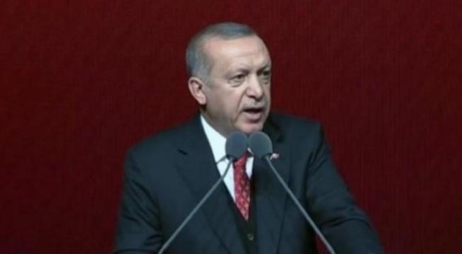 """Başkan Erdoğan açıkladı : """"4 şehit 20 yaralımız var"""""""