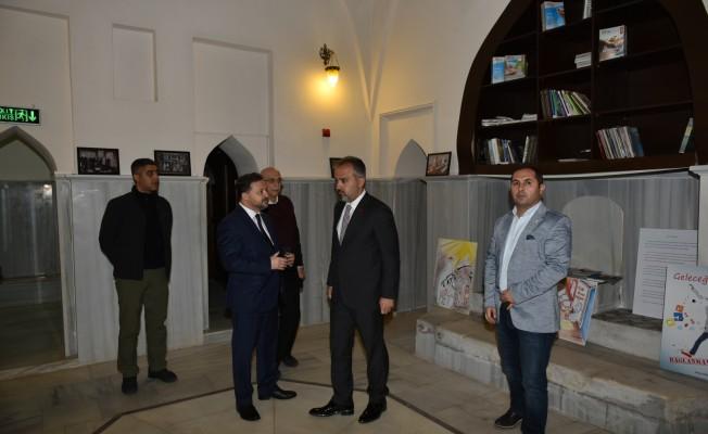 Bursa'da bağımlılıkla topyekun mücadele