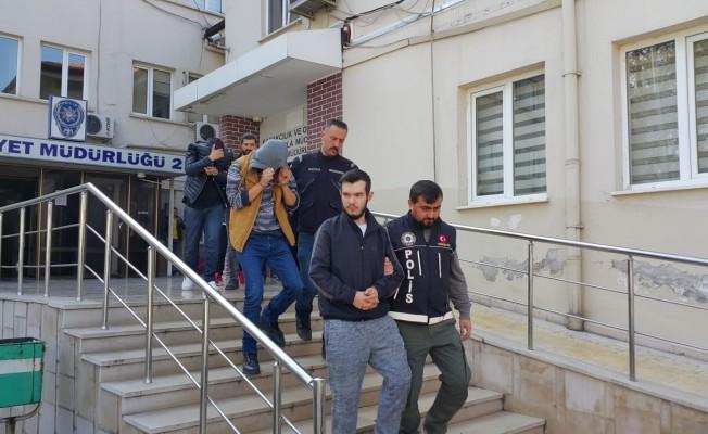 Bursa'da flaş operasyon! 5 zehir taciri...
