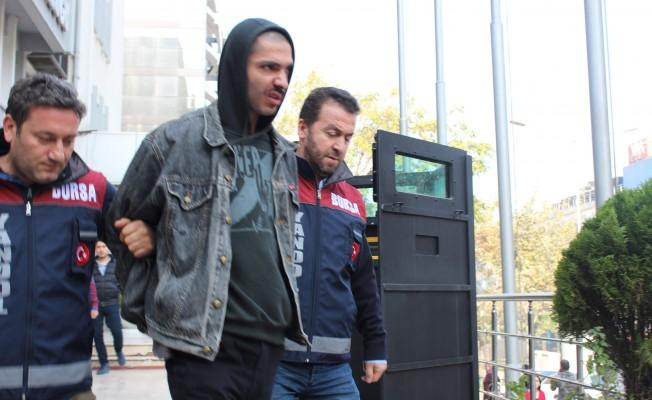 Bursa'da hayat çalan hırsız tutuklandı