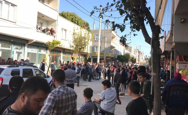 Bursa'da Millet Mahallesi'nde Suriyeli gerginliği...