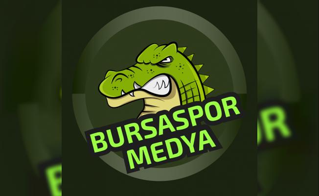 'Bursaspor Medya' yeni hesap açtı!