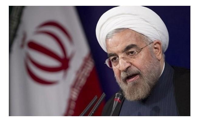 Ruhani'den ilk tepki: Yaptırımları deleceğiz