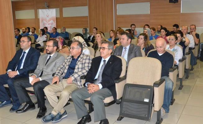 Yüksek İhtisas'ta organ bağışı paneli düzenlendi