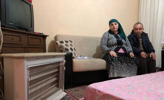 Bursa'da soğuktan korunmak isteyen çift hastanede yatıyorlar!