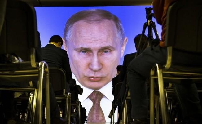 Putin ABD'ye rest çekti!