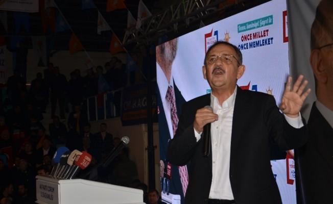 """AK Parti'li Özhaseki'den """"Cumhur İttifakı"""" açıklaması"""