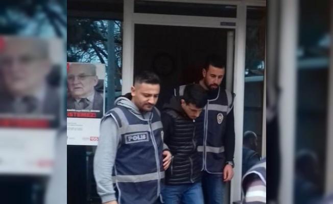 Bursa'da çığlıkları yakalattı!