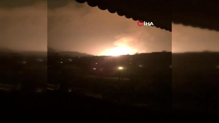 Sakarya'daki patlama hakkında BOTAŞ'tan açıklama