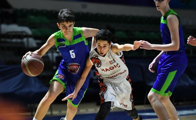 Tofaş U14 takımı Bursa Şampiyonu