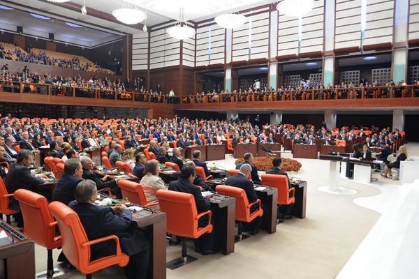 3600 ek gösterge seçimden önce Meclis'e gelebilir