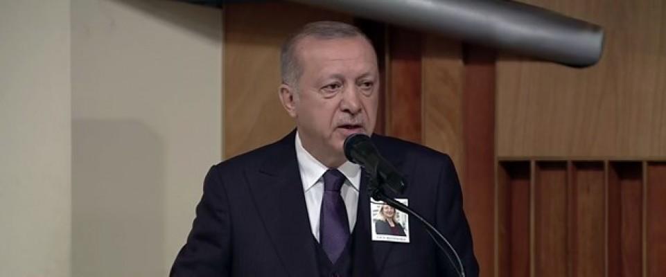 Cumhurbaşkanı Erdoğan'dan Yeni Zelanda'daki katliama ilişkin açıklama