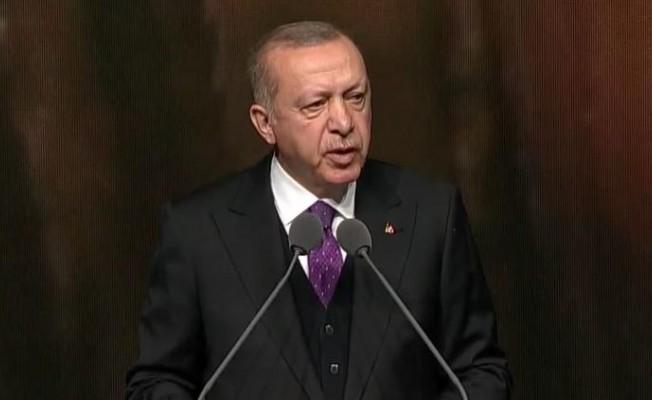 """Cumhurbaşkanı Erdoğan:  """"PYD bize neden saldırsın diyor"""""""