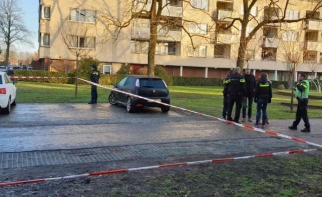 Hollanda'da silahlı saldırı yapıldı! Yaralılar var...