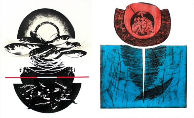 'Türkiye Baskı Resim Sanatçıları Sergisi' 26 Mart'ta açılıyor