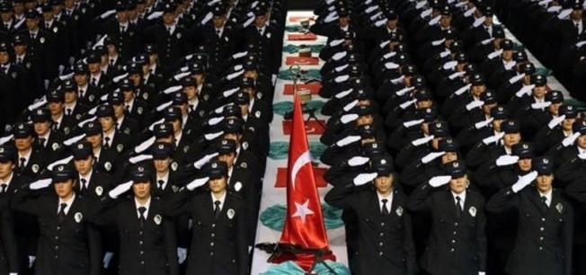 İlave 500 kadın polis müjdesi