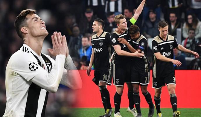 Şampiyonlar Ligi'nde Ronaldo'ya tarihi sürpriz