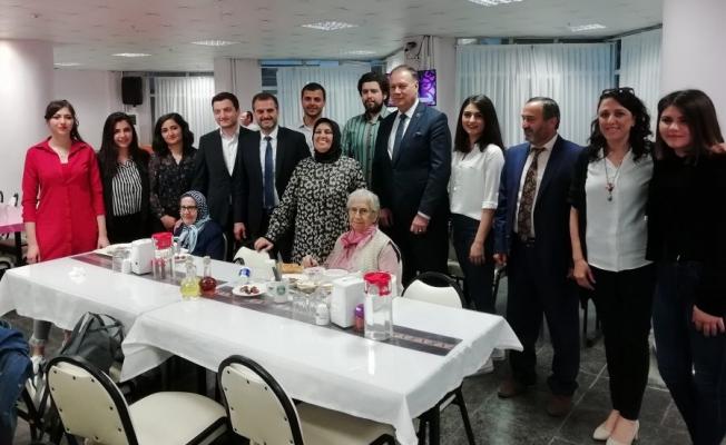 Bursa Huzurevi'nde anlamlı iftar