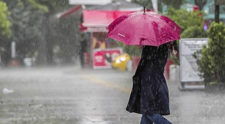 Bursa'da kuvvetli sağanak yağış bekleniyor