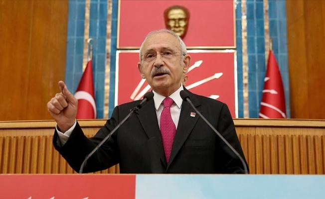 Kılıçdaroğlu: Ekrem İmamoğlu artık 16 milyon İstanbullunun adayıdır