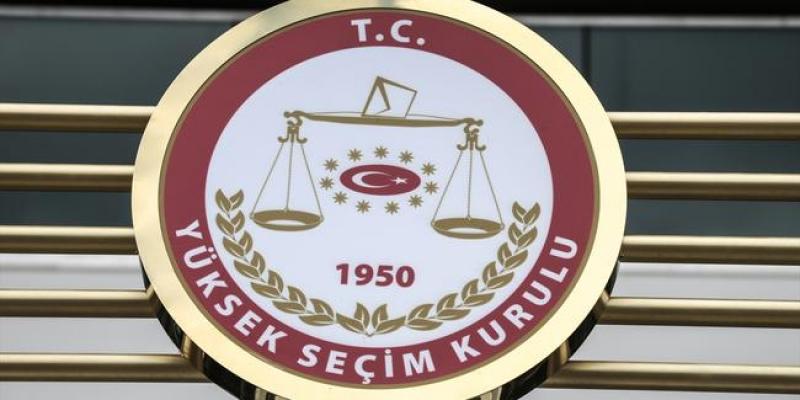 YSK, İYİ Parti'nin başvurusunu reddetti