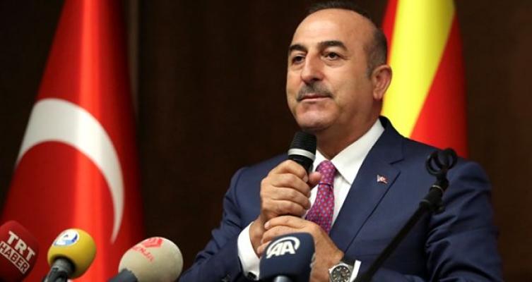 AB'nin yaptırım kararına Çavuşoğlu'ndan tepki