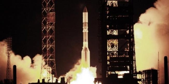 BAE'nin uydusu düştü