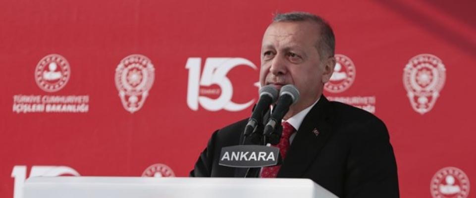 Cumhurbaşkanı Erdoğan'dan S-400 mesajı: Hedefimiz Rusya ile ortak üretim yapmak