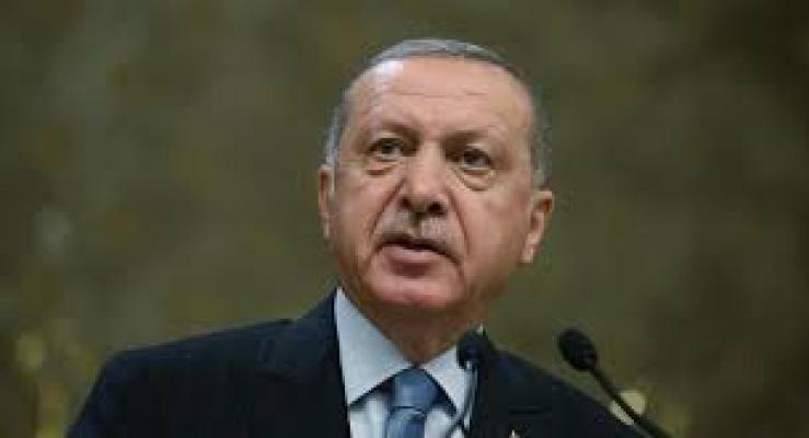 Erdoğan'dan, eski milletvekili Fırat için başsağlığı mesajı