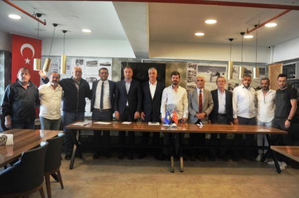 '4 Mevsim Uludağ' için Kosova heyeti Bursa'ya geldi