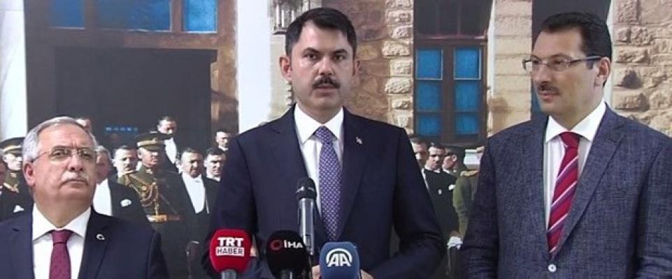 Çevre Bakanı 'Salda Gölü' açıklaması