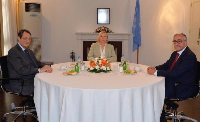 Kıbrıs'ta önemli görüşme