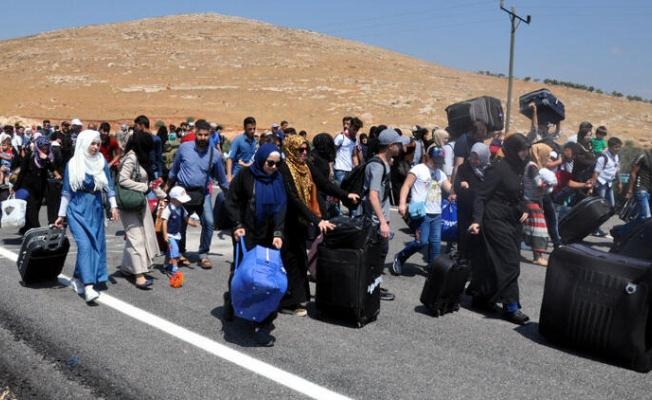 Kurban Bayramı'na giden Suriyeli sayısı 20 bine ulaştı