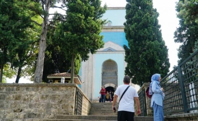 Maneviyatın Adresi: Emir Sultan Camii